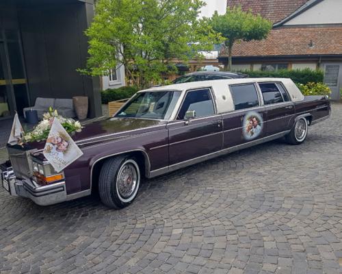 Cadillac Fleetwood 1986